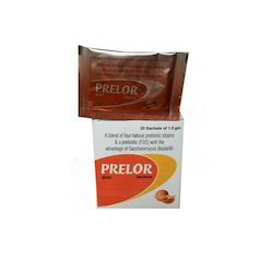 Prebiotic And Probiotic Sachet