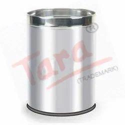 Plain Steel Bin