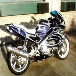 Motor Bike Modification