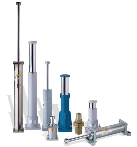 Heavy Duty Shock Absorbers - View Specifications & Details