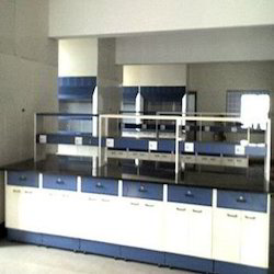 Stainless Steel Laboratory Furniture - Pharmaceutical Laboratory