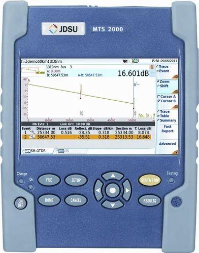 Measuring Equipment Otdr Mts 2000 Manufacturer From New