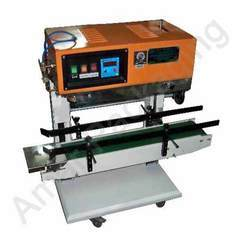 AP Vertical Continuous Band Sealing Machine