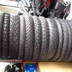 Motorcycle Tyres Bike Body Parts Accessories Karol Bagh New