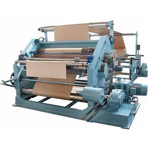 Corrugated Carton Board & Box Making Machines