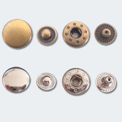 Bags & Hand Bags Metal Button | Bhavna Industrial Corporation
