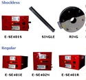 Shock Less Electrodes