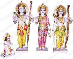 Lord Ram Darbar Moorti