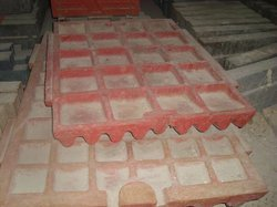 Special Manganese Steel Casting