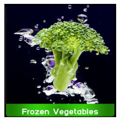Frozen Vegetables Transportation