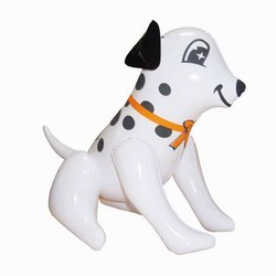 Inflatable Dog Toy
