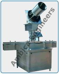 Industrial Cap Sealing Machine