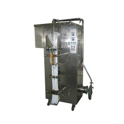 Liquid Filling & Sealing Machine