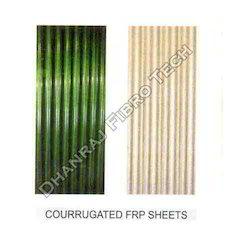 Corrugated FRP Sheet