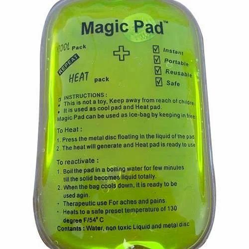 Magic Gel Heating Pads Magic Pad Manufacturer From Mumbai