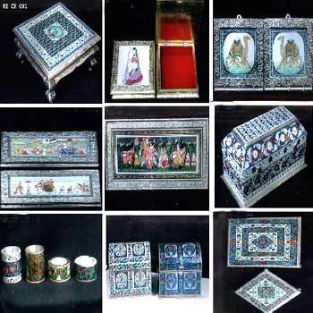 Furniture Handicraft Items Sankheda Furniture Exporter From