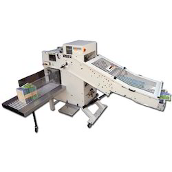 Web Offset Printing Press - Counter Stacker
