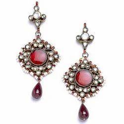 Gems Studded Earrings