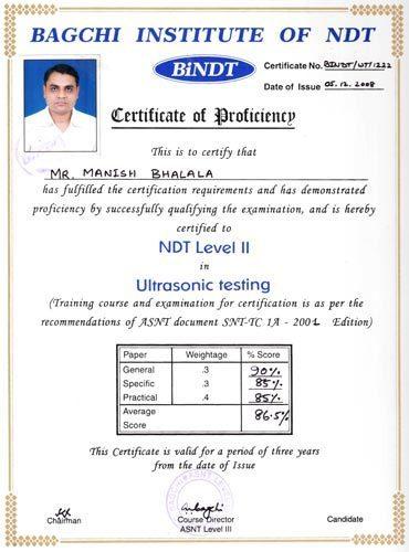 Ut Certificates - Best Design Sertificate 2018