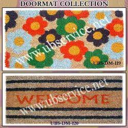 Doormat Collection - Flower Design