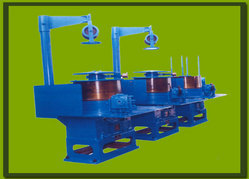 Heavy Duty Wire Drawing Machine