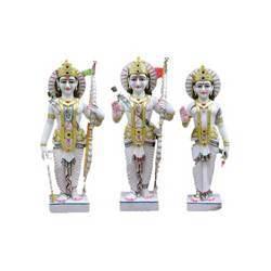 Ram Seeta Marble Statues