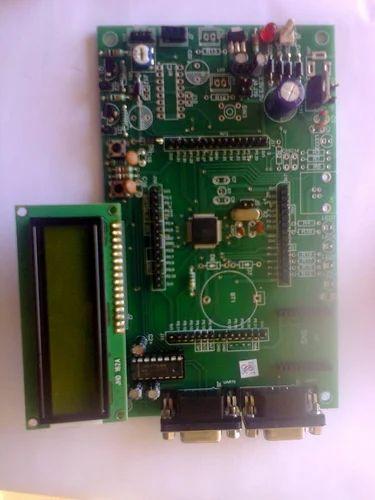 Arm7 Lpc2148 Development Board