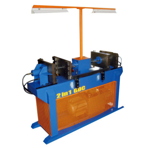 2 in 1 Gravity Die Casting Machine