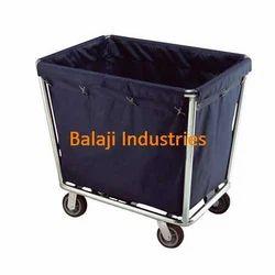 Hospital Laundry Carts
