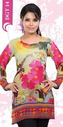 Ladies Fashion Printed Kurtis