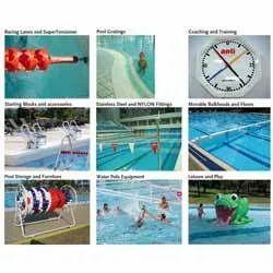 Swimming Pool Accessories, स्विमिंग पूल ...