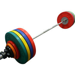 Bhaseen Champion Weight Lifting Set