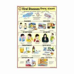 Viral Diseases Charts