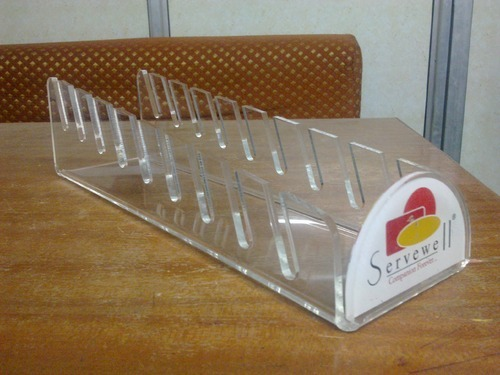 Acrylic Plate Stand & Acrylic Plate Stand Acrylic Used In Hospitality Industries ...