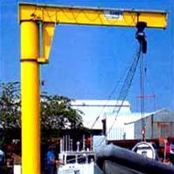 Pillar Mounted Jib Crane