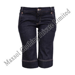 Jeans Capri And Shorts