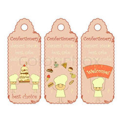 Confectionery Labels