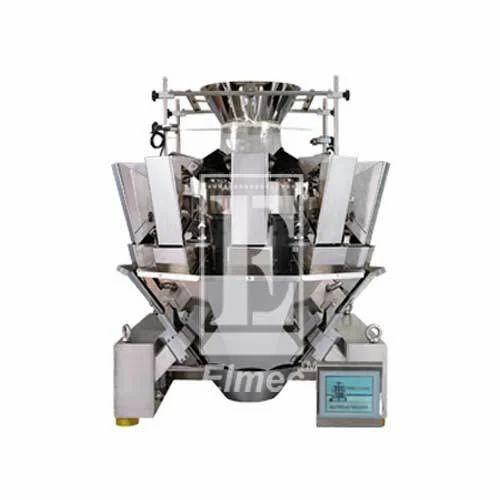 Mixture Namkeen Multihead Weighing Machine