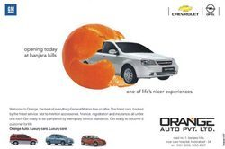 Automobile Advertising Services