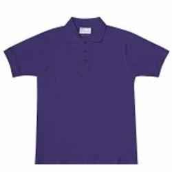 Summer Purple Boys School T Shirts