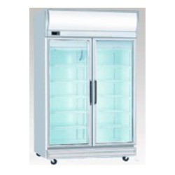 2 Door Display Chiller