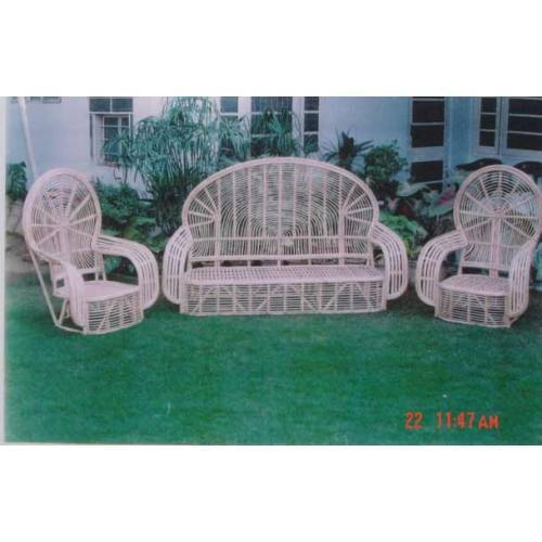 Cane Sofa Set Price In Delhi: Designer Cane Furniture