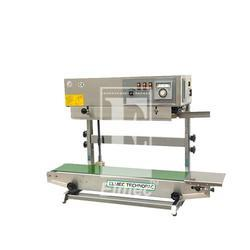 Table Top Vertical Continuous Band Sealer