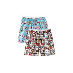 Boys Printed Shorts