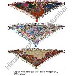Digital Print Triangle