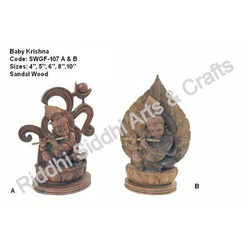 Sandalwood Sculptures