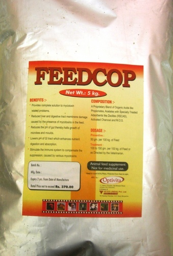 Cattle Feed Additive For Mould Inhibitor & Toxin Binder