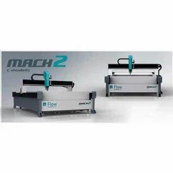 Mach 2c Water Jet Model