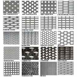 Steel Mesh Products Perforated Sheets Manufacturer From