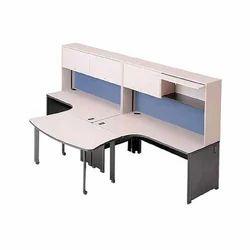 Wooden Modular Desk, Width: 1.5 feet